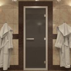 Дверь для Хамама черный жемчуг