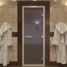 Дверь для Хамама синий жемчуг
