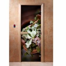 Дверь с фотопечатью А008