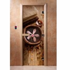 Дверь с фотопечатью А009