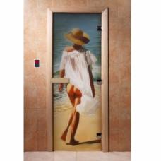 Дверь с фотопечатью А013