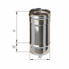 Труба 0,25м  (430/0,5мм)  Ф115