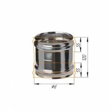 Адаптер котла ММ (439/0,8 мм)  Ф115