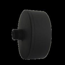 Заглушка с конденсатоотводом d 120 0,7мм